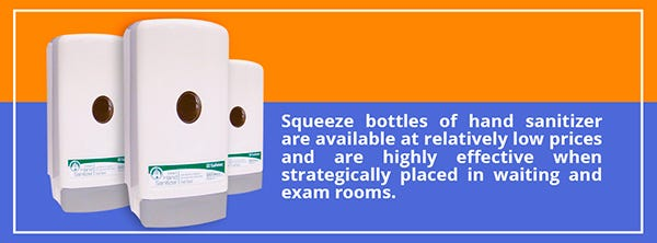 Hand Soap and Sanitizer